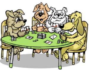 dog-poker