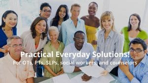 Social Workers Therapists Working Learning
