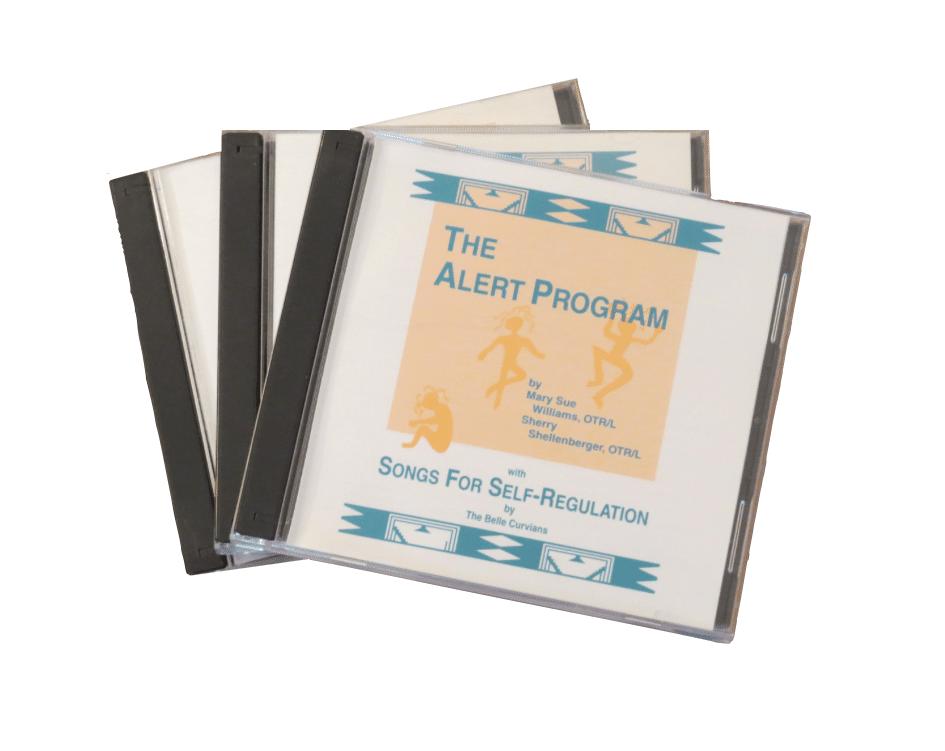 New Report On Self Regulation And >> The Alert Program With Songs For Self Regulation Cd The Alert Program